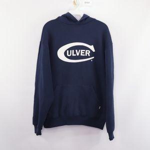 80s Russell Mens Medium Culver Academy Sweatshirt